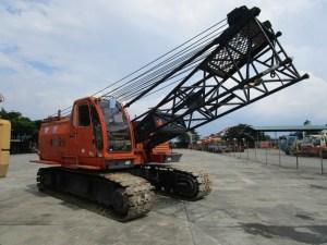 Sumitomo SC500-2 - Crawler Crane 50ton Murah Ex- Jepang dgn Kualitas Bagus