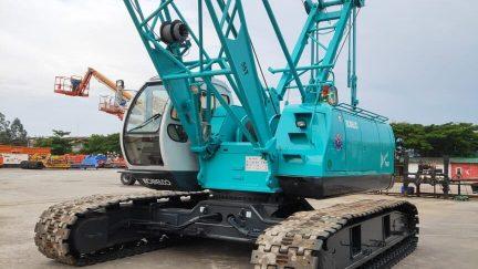 Crawler Crane Kobelco 7055 55ton atau 50 ton (1)