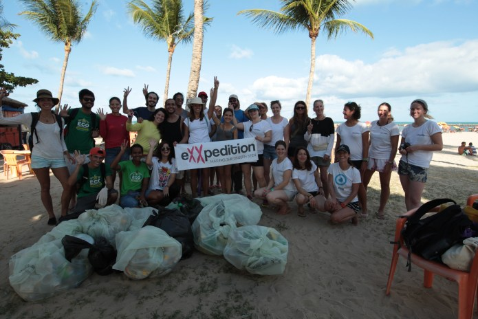 beach clean recife_003