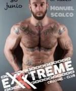 Manuel Scalco el 30 de junio en EXXXTREME