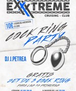 Sábado 16 de junio COCKRING PARTY en EXXXTREME CLUB