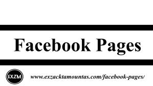 Facebook Pages EXZM 10 1 2019