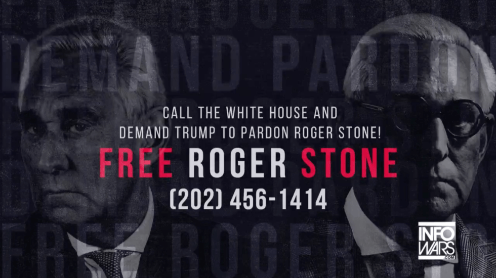Free Roger Stone 11 15 2019 1