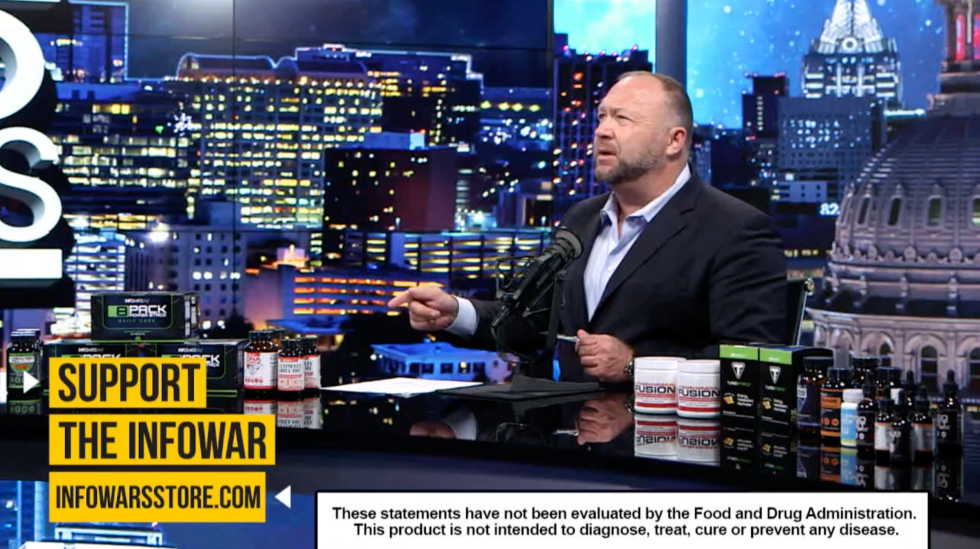 Infowars Store Alex Jones 5 14 2020