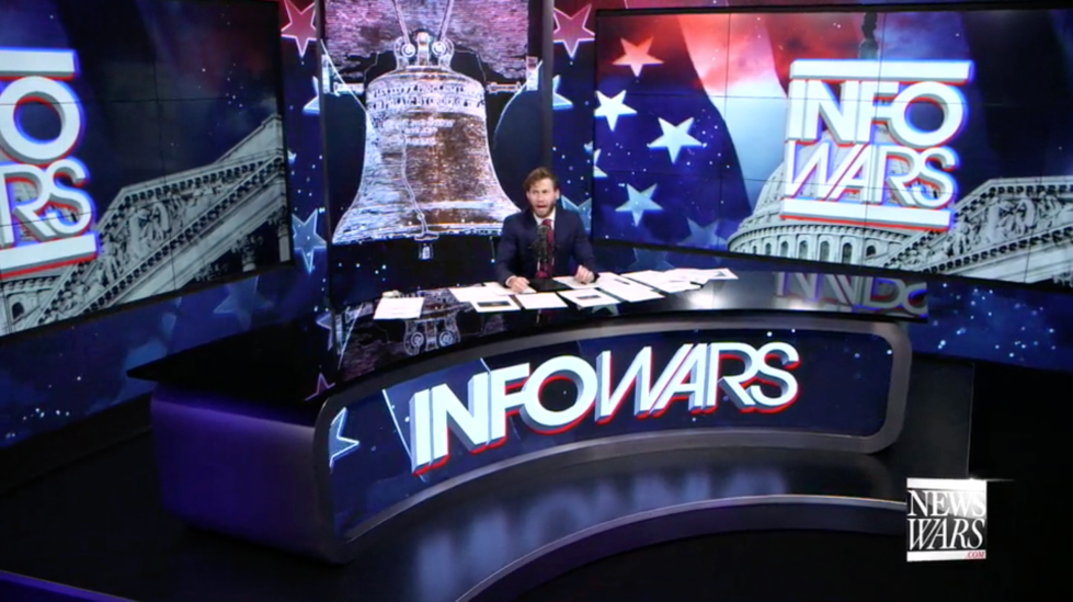 Owen Shroyer Infowars Studio EXZM Zack Mount December 6th 2020 copy