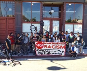 StopEnvRacism Ciclavia