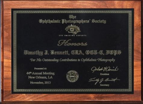 OC plaque