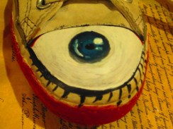 Close-up of Eyelashes