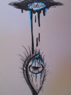 Day 359 7/5/14 Media Drips Into Our Perception