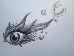 Day 364 7/10/14 Fishy Eye
