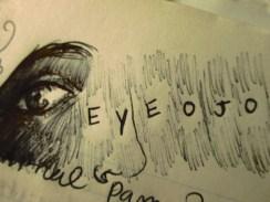 Day 251 3/19/14 Eye - OJO