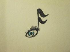 Day 272 4/9/14 Eye Note
