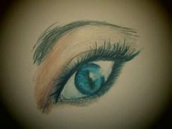 Day 305 5/12/14 Cat Eye