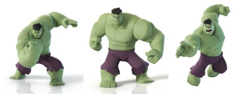 Hulk marketing images. Poses/Art direction by me, Zbrush by Bryan Allen.