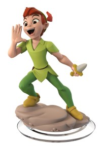 Toy Sculpt I did for Peter Pan