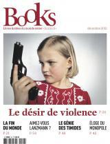 Couverture de la revue Books (N° 38/ Déc. 2012)