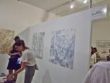 6. Galerie Christopher Gerber / Lausanne – Suisse : Michael Rampa (Rue du Simplon, 12 1006 Lausanne, Suisse T: +41 78 850 1306 info@christophergerber.com www.christophergerber.com) / © Laure JEGAT 2014