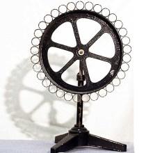 Retinoscope wheel of von Hess