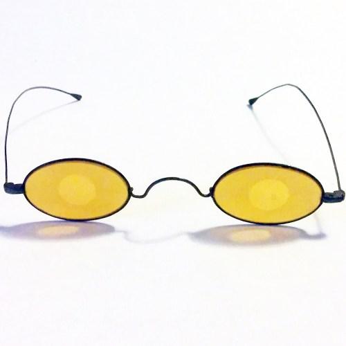 Shooting glasses 1880