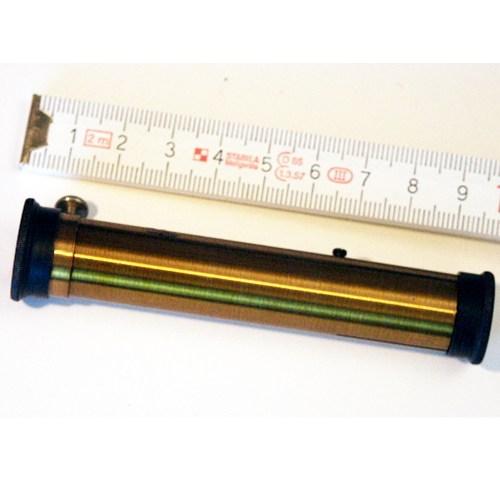 Short hand held spectroscope