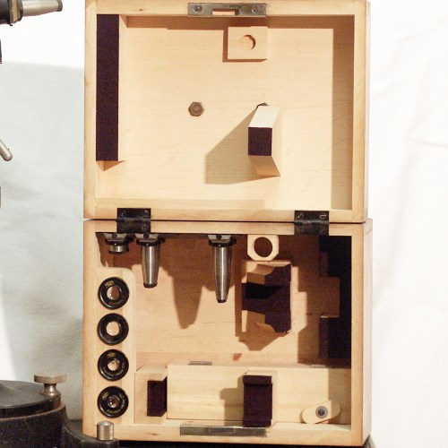 Czapski corneal surface microscope 1899