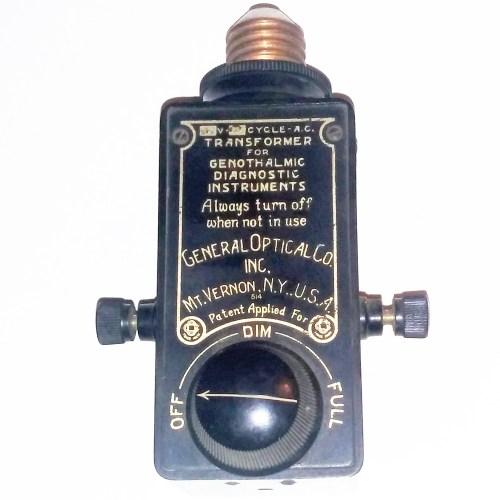 Transformer for Genothalmic Diagnostic Instruments