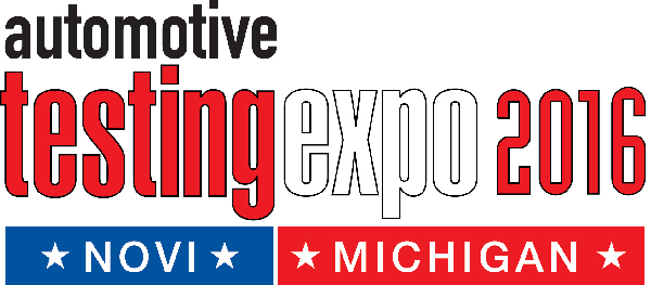 Automotive Testing Expo North America in Novi 2016