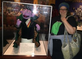 Me with the Count