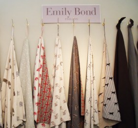 Fabrics by Emily Bond