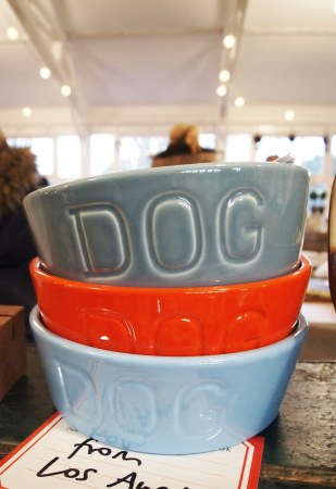 Pet bowls from Ancient Industries