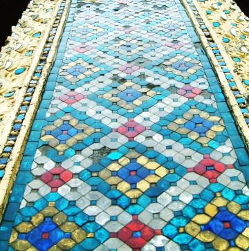 wat phra kaew mosaic