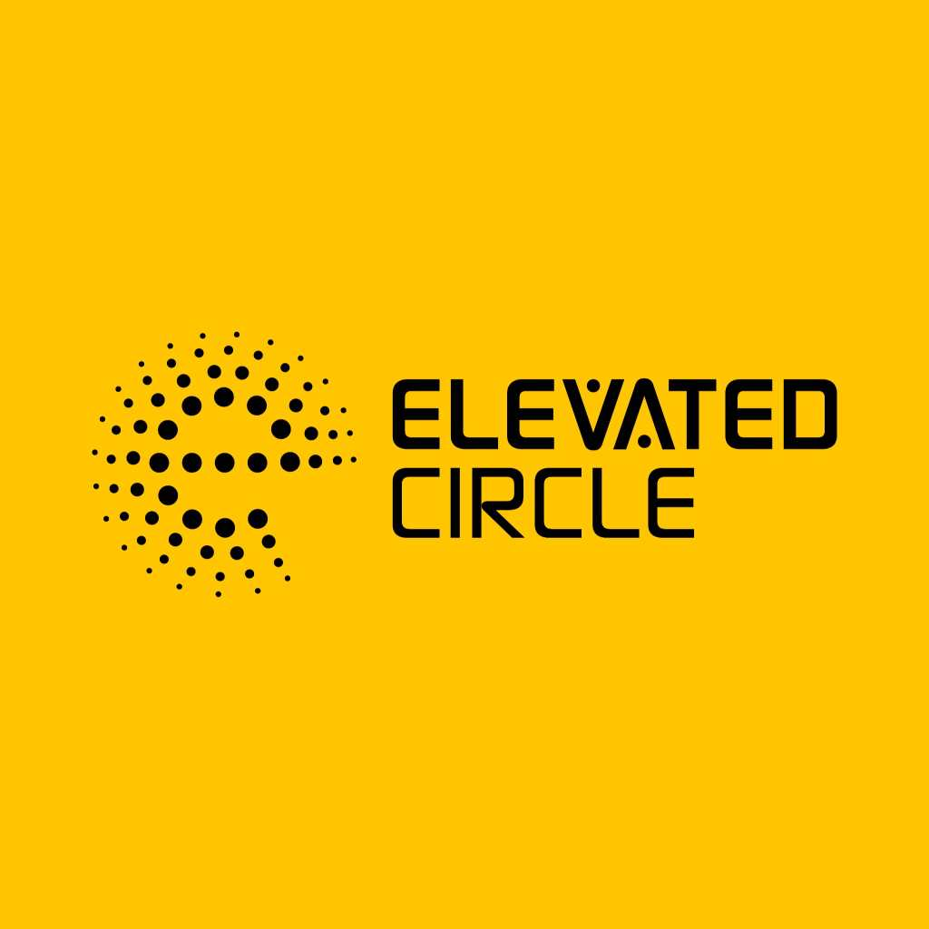Brand Identity for Elevated Circle designed by Eyebrow Samuel