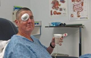 How long can cataract surgery be postponed