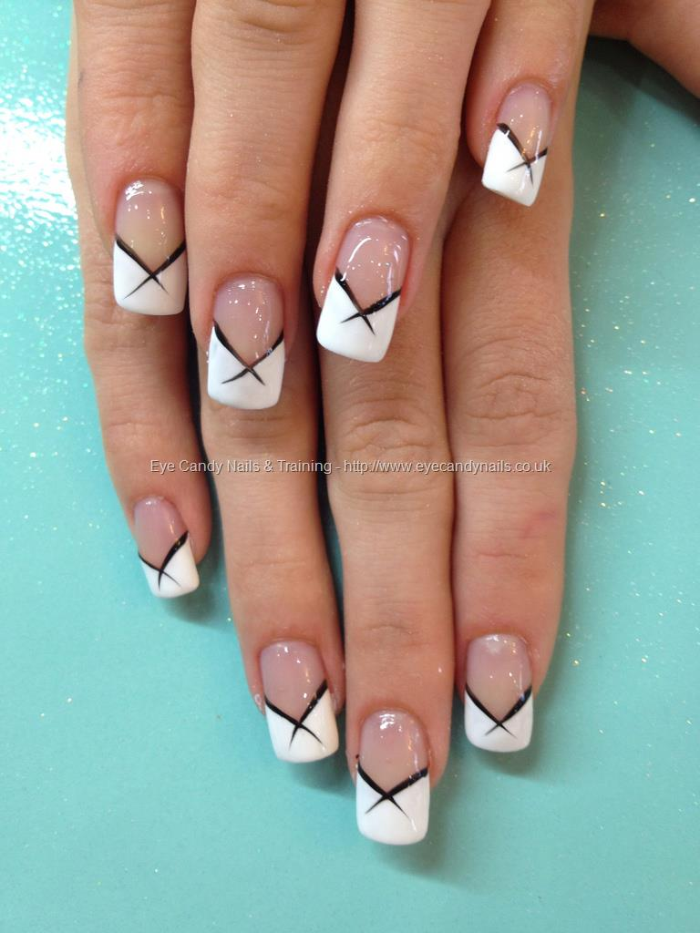 French Manicure Designs Tumblr Papillon Day Spa