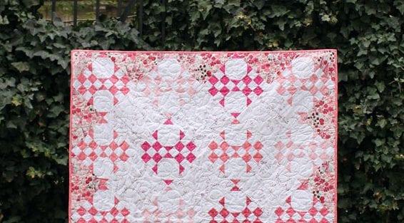 Charmer Quilt with Dear Stella Fabrics