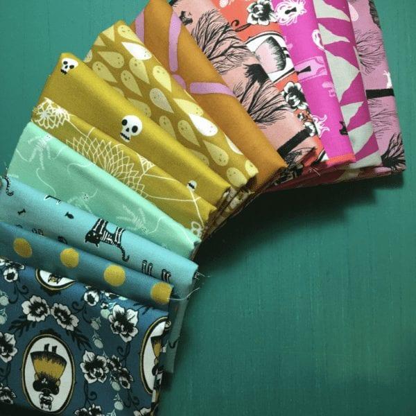 Smorgasblock Fabric Pull