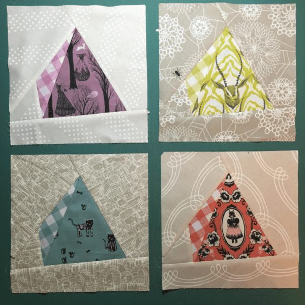 Spinning Pyramids 2