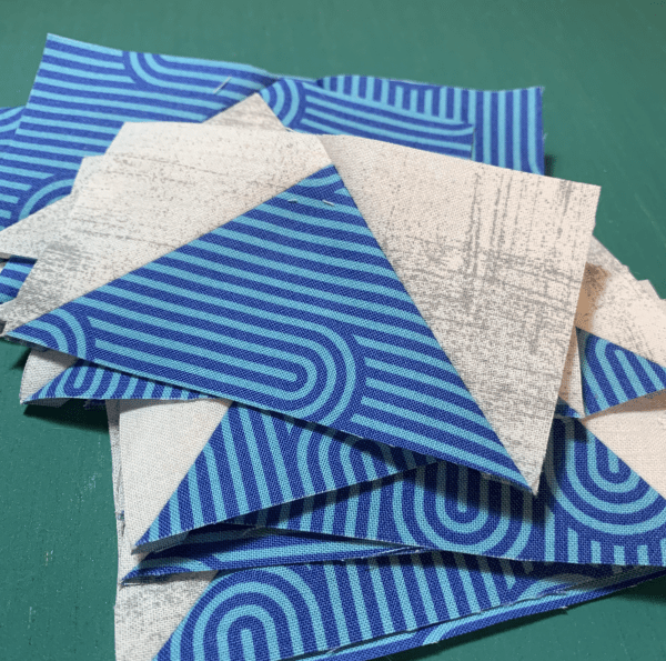 Yonder Quilt Along: Row 19