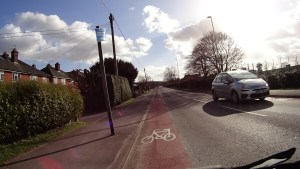 Cycleways around Portsmouth