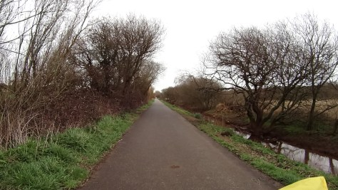 Cycle way, National Cycling Route 23