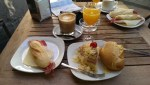 Breakfast at Calenda