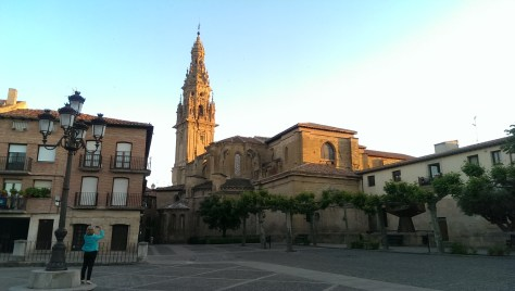 View of Santo Domingo´s Cathedral