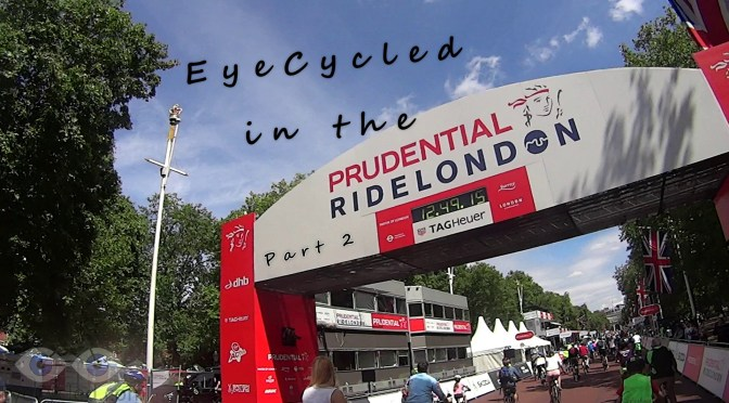 Prudential RideLondon Part 2