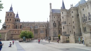 Cathedral and Epicopal Palace of Astorga