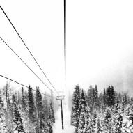 Winter skylines
