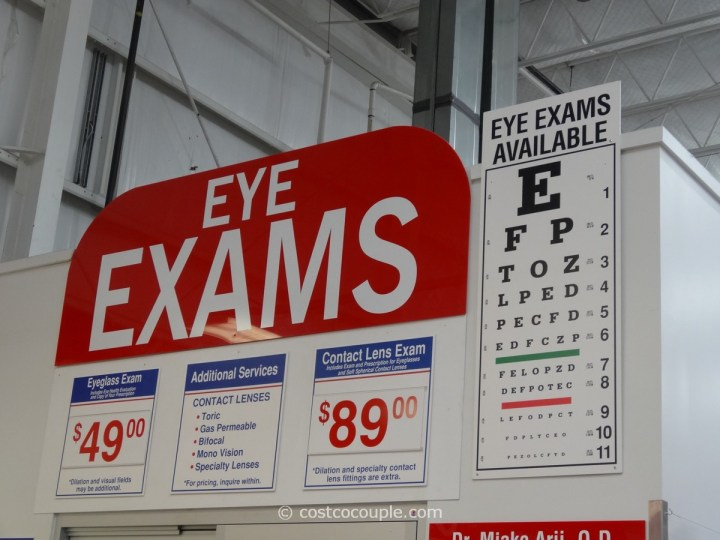 Eye Exam Costs At Costco Get The Inside Scoop