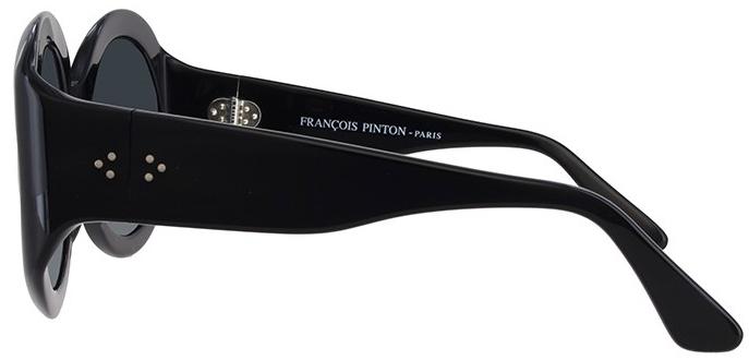 Francois Pinton Jacky 2 noir back