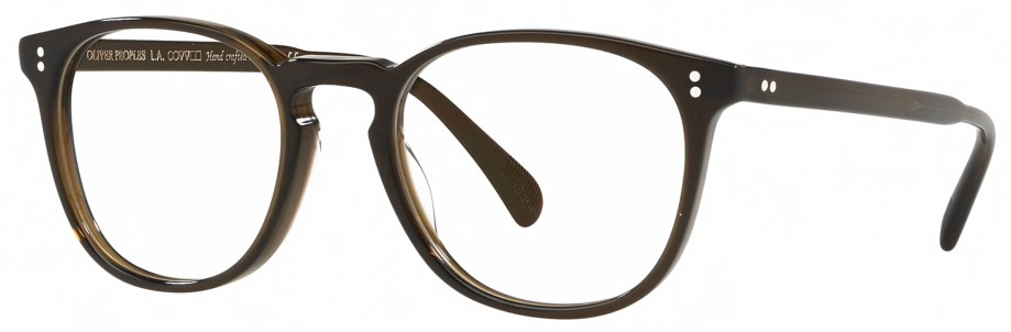 Optical Oliver Peoples FINLEY ESQ. – Dark Military 3:4 side
