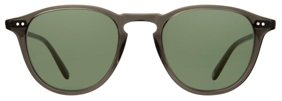 Sunglasses Garrett Leight HAMPTON Black Glass Hampton-46-Black-Glass-Semi-Flat-Pure-G15_2001-46-BLGL-SFPG15_v1_1296x