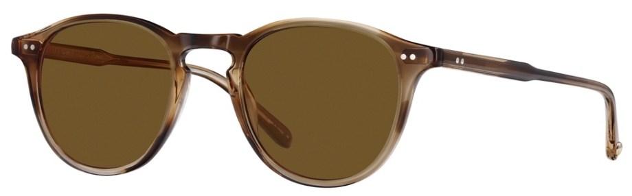 Sunglasses Garrett Leight HAMPTON Khaki Tortoise Hampton_46_Khaki_Tortoise-Semi-Flat_Pure_Coffee_2001-46-KHT-SFPCOFv2_1296x